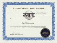 Product Safety Engineer Assessment